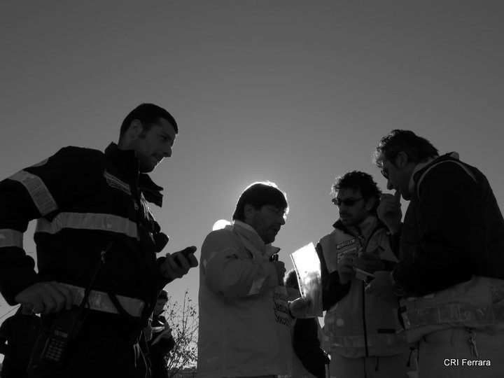 Esercitazione Codigoro 2010