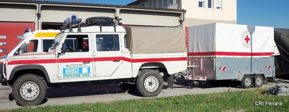Defender Colonna Mobile con Carrello PMA