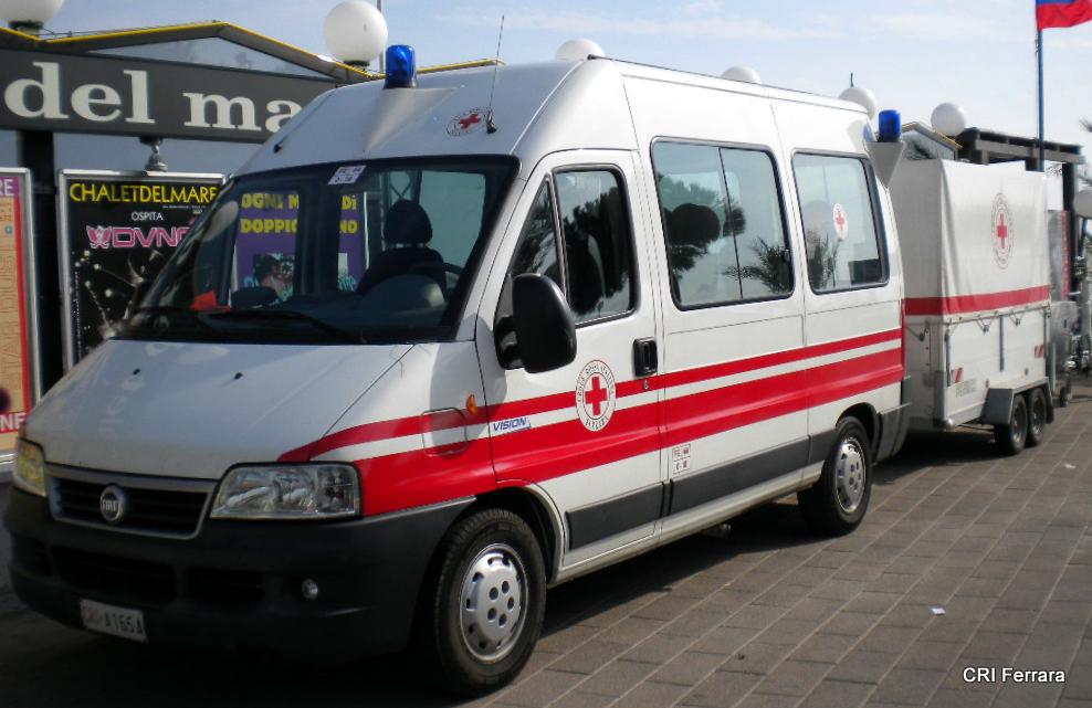 FE1018 con carrello PMA