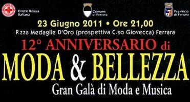 Moda e Bellezza 2011: Croce Rossa Italiana