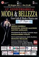 Locandina di Moda e Bellezza 2011