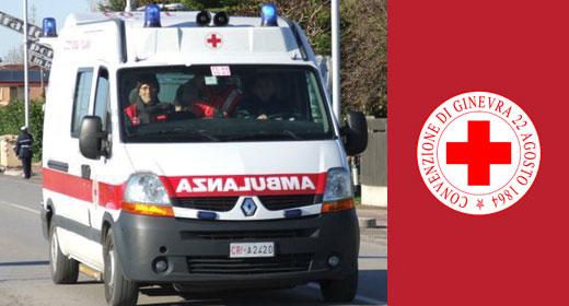 Trasferimento dei pazienti dall'ospedale Sant'Anna a Cona